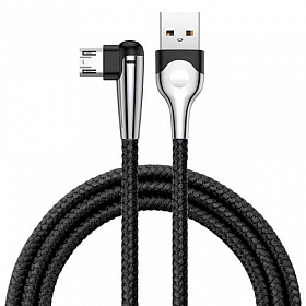 Baseus sharp-bird mobile game cable USB For Micro 1.5A 2M Black
