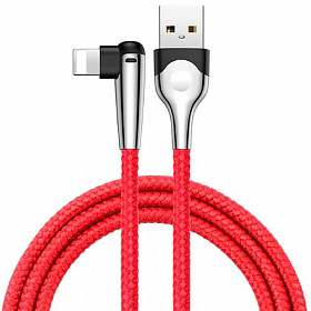Baseus sharp-bird mobile game cable USB For lightning 1.5A 2M Red