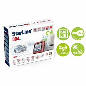StarLine D94 CAN-LIN GSM GPS